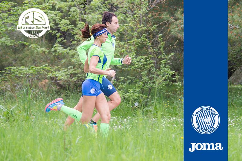 Runner Abruzzo: la corretta postura durante l'allenamento.