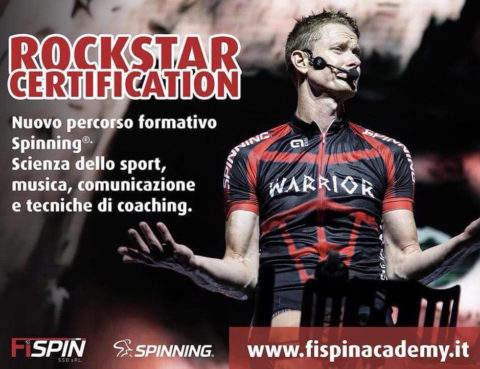 Spinning Rockstar Certification
