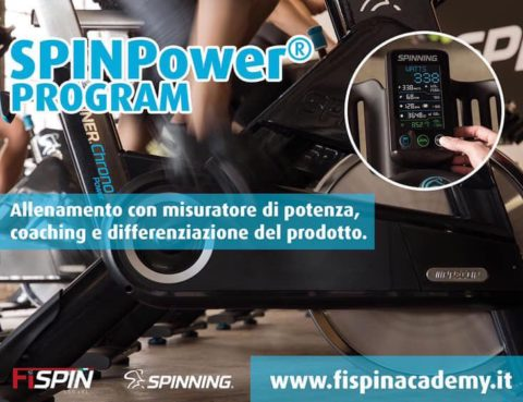 Spinning® SpinPower Program - Pescara - PE