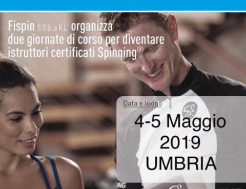 Un week end a tutto Spinning a Perugia con il nostro MI Roberto Sara, un caloroso benvenuto a tutti i nuovi istruttori nella grande famiglia di Fispin!